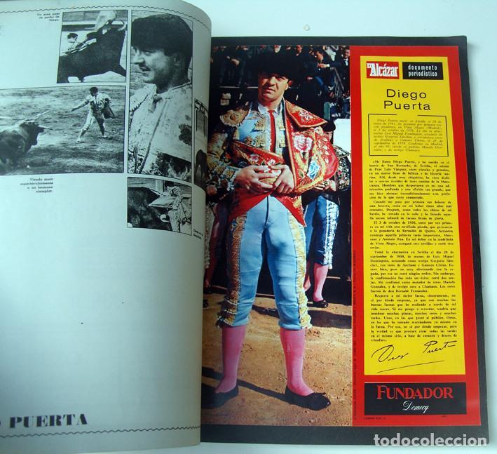 Tauromaquia: Album 1967 Toros. Toreros, ganaderias, reglamento, suertes. Joker. Buen estado - Foto 12 - 235974355