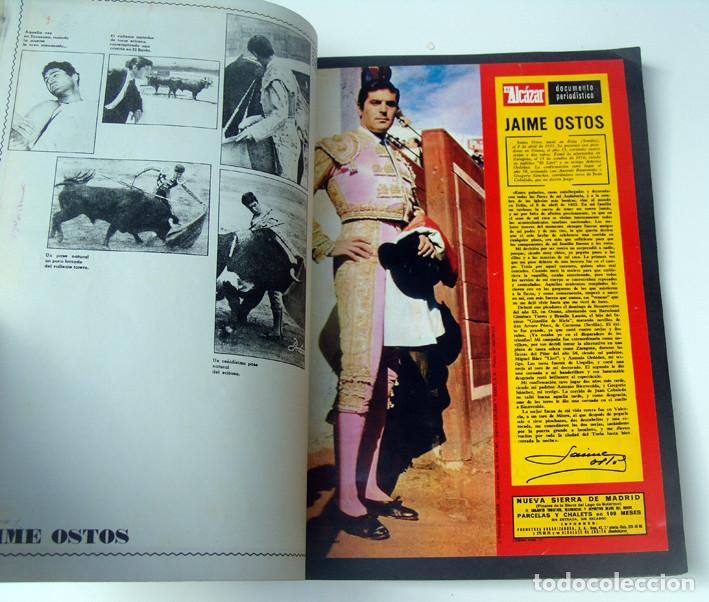 Tauromaquia: Album 1967 Toros. Toreros, ganaderias, reglamento, suertes. Joker. Buen estado - Foto 13 - 235974355