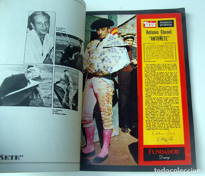 Tauromaquia: ALBUM 1967 Toros. Toreros, ganaderias, reglamento, suertes. Joker. Buen estado - Foto 14 - 235974355