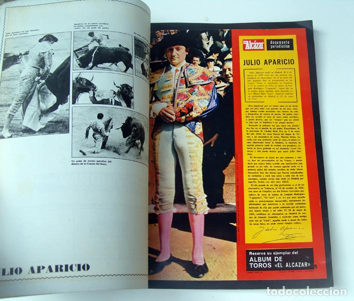 Tauromaquia: ALBUM 1967 Toros. Toreros, ganaderias, reglamento, suertes. Joker. Buen estado - Foto 17 - 235974355
