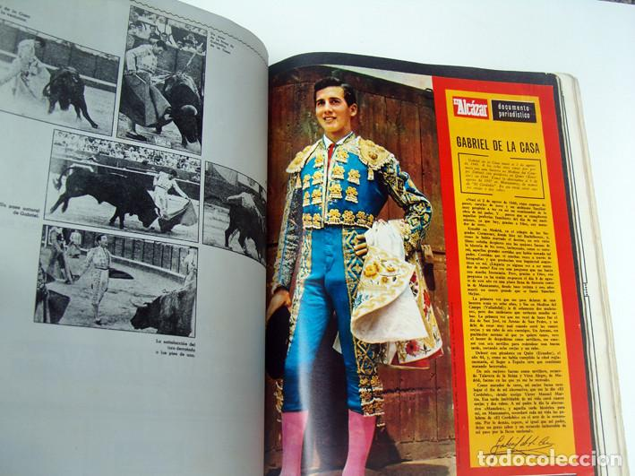 Tauromaquia: ALBUM 1967 Toros. Toreros, ganaderias, reglamento, suertes. Joker. Buen estado - Foto 18 - 235974355