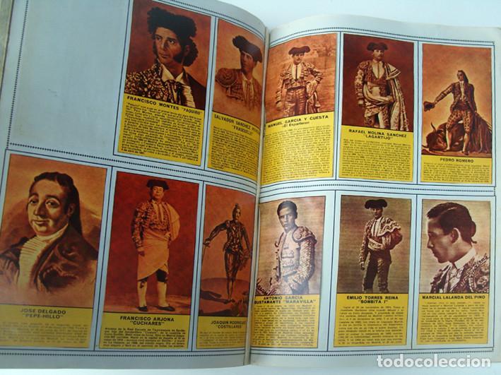 Tauromaquia: Album 1967 Toros. Toreros, ganaderias, reglamento, suertes. Joker. Buen estado - Foto 20 - 235974355