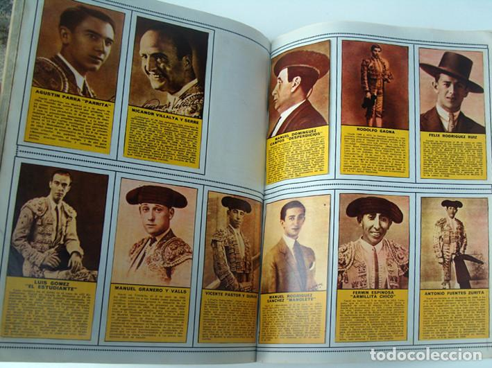 Tauromaquia: Album 1967 Toros. Toreros, ganaderias, reglamento, suertes. Joker. Buen estado - Foto 21 - 235974355