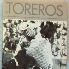 Tauromaquia: TOREROS - REGLAMENTO TAURINO - 1992 - VER DESCRIPCIÓN. Lote 236141390