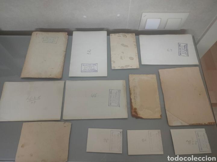 Tauromaquia: LOTE 12X ANTIGUAS FOTOS TOREROS Y TOROS AÑOS 60 Y 70 - Foto 14 - 240905300