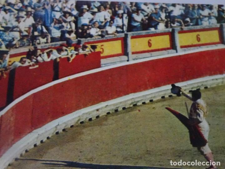Tauromaquia: ANTIGUA POSTAL CPSM, CORRIDA DE TOROS, VER FOTOS - Foto 3 - 244399970