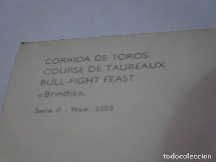Tauromaquia: ANTIGUA POSTAL CPSM, CORRIDA DE TOROS, VER FOTOS - Foto 4 - 244399970