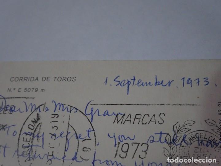 Tauromaquia: ANTIGUA POSTAL CPSM , CORRIDA DE TOROS, MULTI VISTAS, VER FOTOS - Foto 4 - 244402600