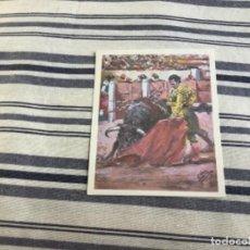 Tauromaquia: PEÑA TAURINA CURRO ROMERO SORTEO 1987. Lote 244514920