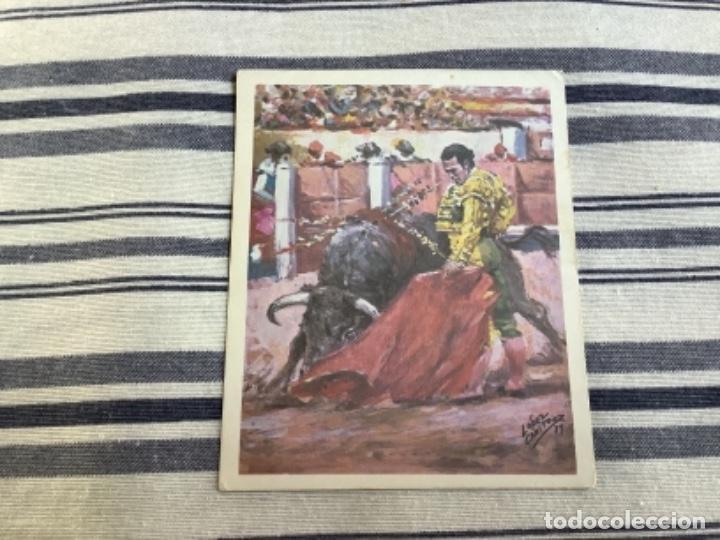 PEÑA TAURINA CURRO ROMERO SORTEO 1987 (Coleccionismo - Tauromaquia)