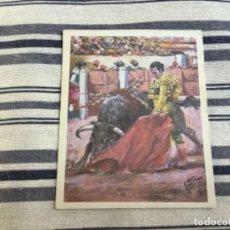 Tauromaquia: PEÑA TAURINA CURRO ROMERO SORTEO 1987. Lote 244514980