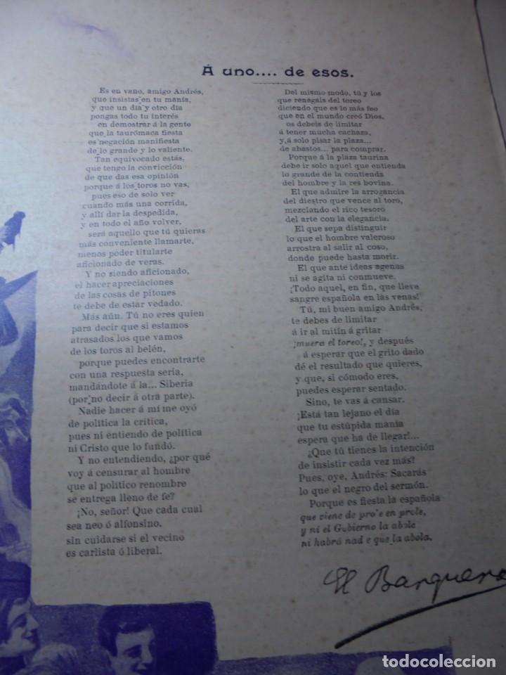 Tauromaquia: magnificas 8 revistas antiguas la ilustracion taurina del 1901 - Foto 14 - 247329780