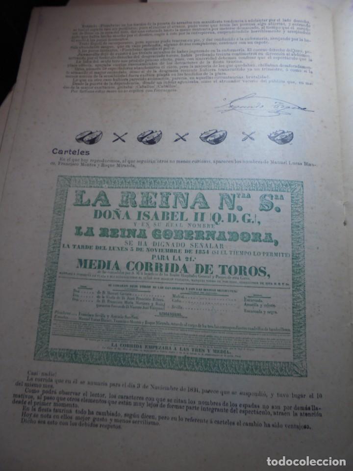 Tauromaquia: magnificas 8 revistas antiguas la ilustracion taurina del 1901 - Foto 21 - 247329780
