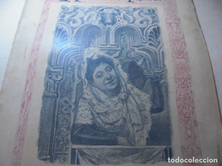Tauromaquia: magnificas 8 revistas antiguas la ilustracion taurina del 1901 - Foto 28 - 247329780