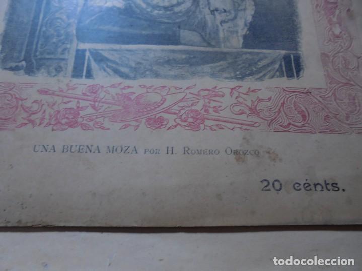 Tauromaquia: magnificas 8 revistas antiguas la ilustracion taurina del 1901 - Foto 29 - 247329780