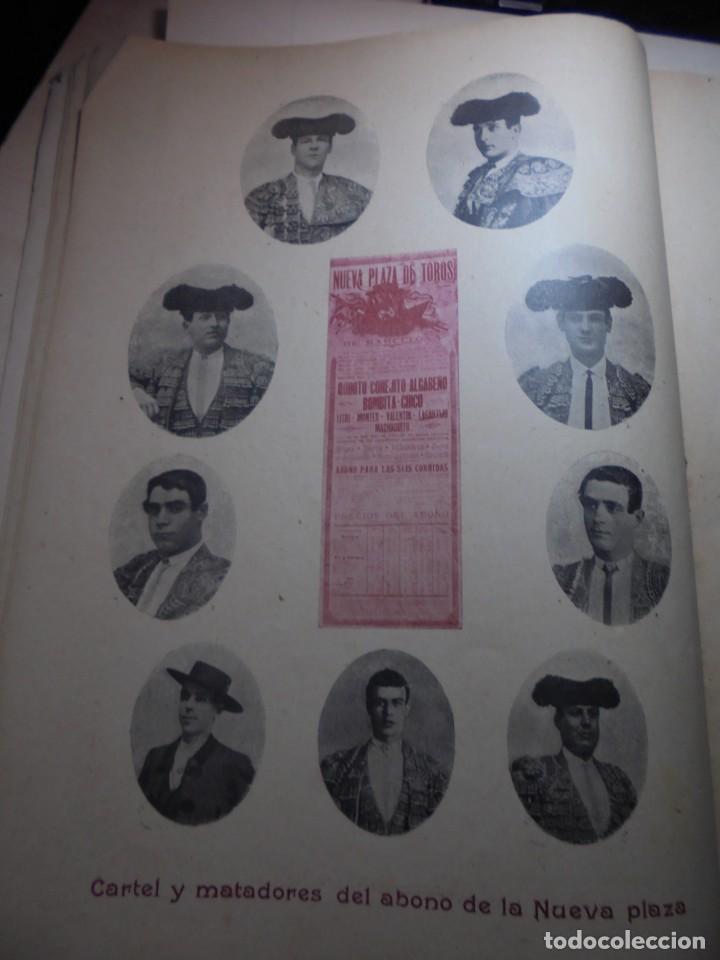 Tauromaquia: magnificas 8 revistas antiguas la ilustracion taurina del 1901 - Foto 38 - 247329780
