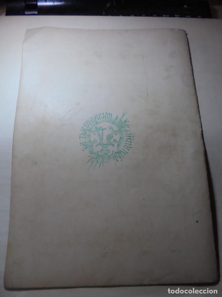 Tauromaquia: magnificas 8 revistas antiguas la ilustracion taurina del 1901 - Foto 48 - 247329780