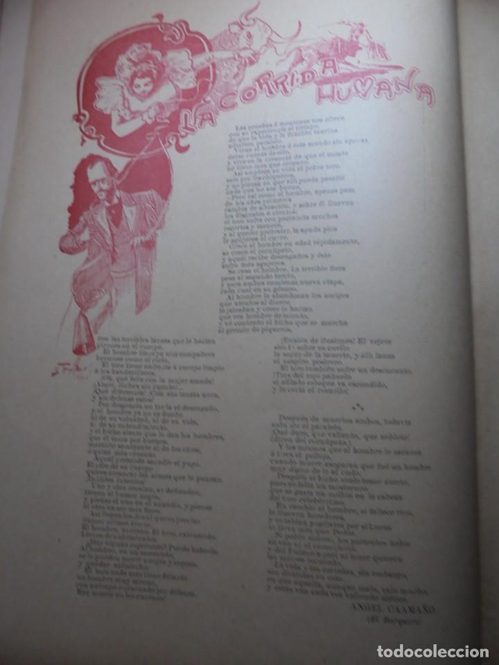 Tauromaquia: magnificas 8 revistas antiguas la ilustracion taurina del 1901 - Foto 57 - 247329780