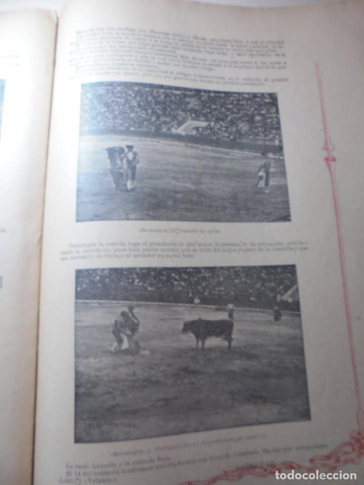 Tauromaquia: magnificas 8 revistas antiguas la ilustracion taurina del 1901 - Foto 66 - 247329780