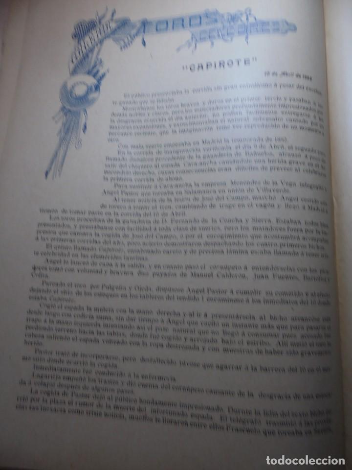 Tauromaquia: magnificas 8 revistas antiguas la ilustracion taurina del 1901 - Foto 67 - 247329780