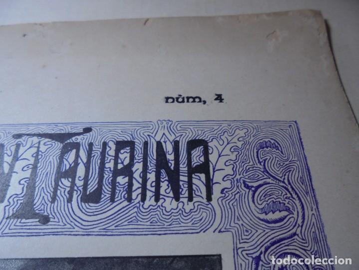 Tauromaquia: magnificas 8 revistas antiguas la ilustracion taurina del 1901 - Foto 73 - 247329780