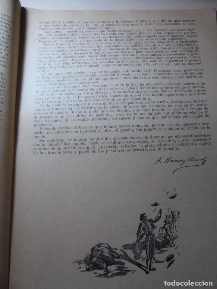 Tauromaquia: magnificas 8 revistas antiguas la ilustracion taurina del 1901 - Foto 79 - 247329780