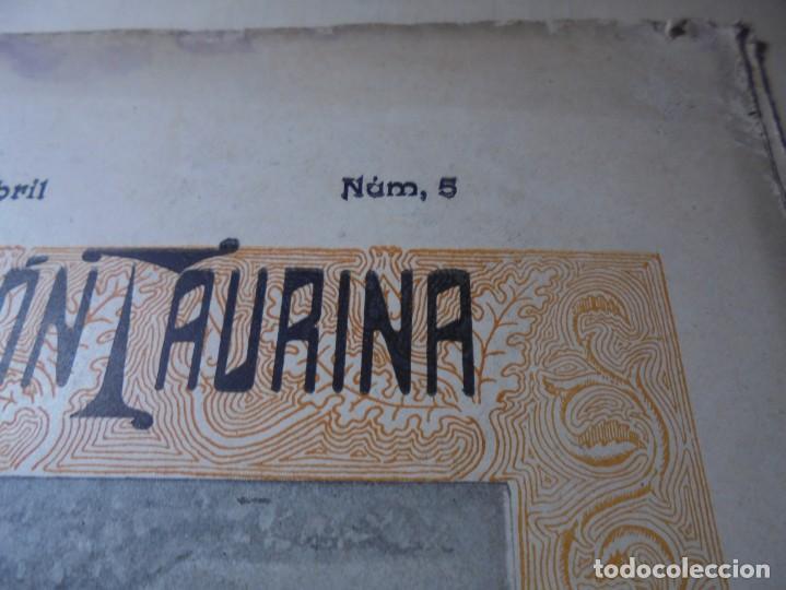 Tauromaquia: magnificas 8 revistas antiguas la ilustracion taurina del 1901 - Foto 96 - 247329780