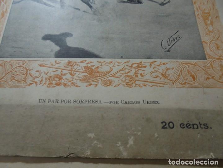 Tauromaquia: magnificas 8 revistas antiguas la ilustracion taurina del 1901 - Foto 98 - 247329780