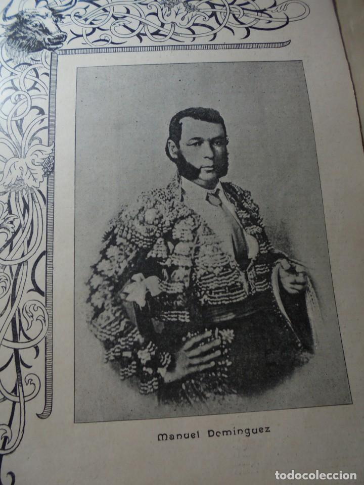 Tauromaquia: magnificas 8 revistas antiguas la ilustracion taurina del 1901 - Foto 104 - 247329780