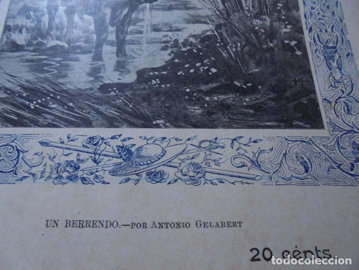 Tauromaquia: magnificas 8 revistas antiguas la ilustracion taurina del 1901 - Foto 117 - 247329780