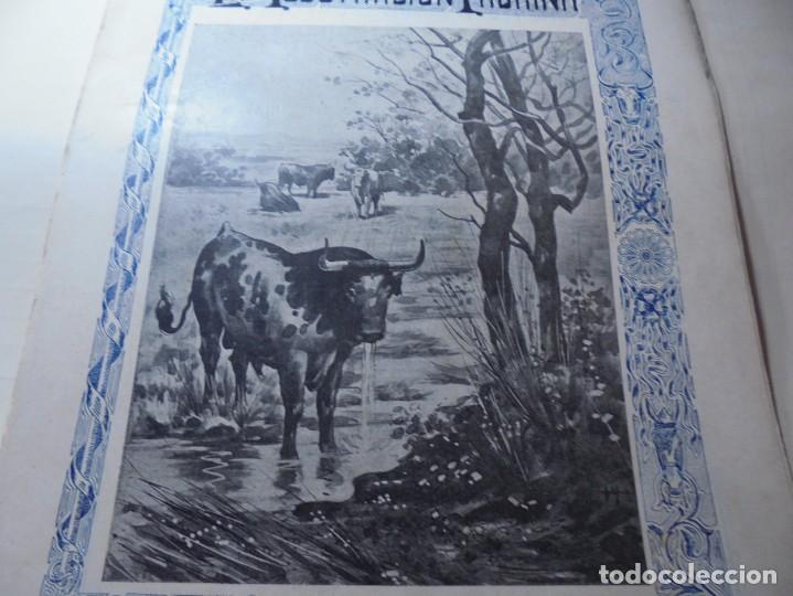 Tauromaquia: magnificas 8 revistas antiguas la ilustracion taurina del 1901 - Foto 118 - 247329780