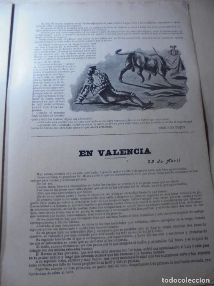Tauromaquia: magnificas 8 revistas antiguas la ilustracion taurina del 1901 - Foto 130 - 247329780