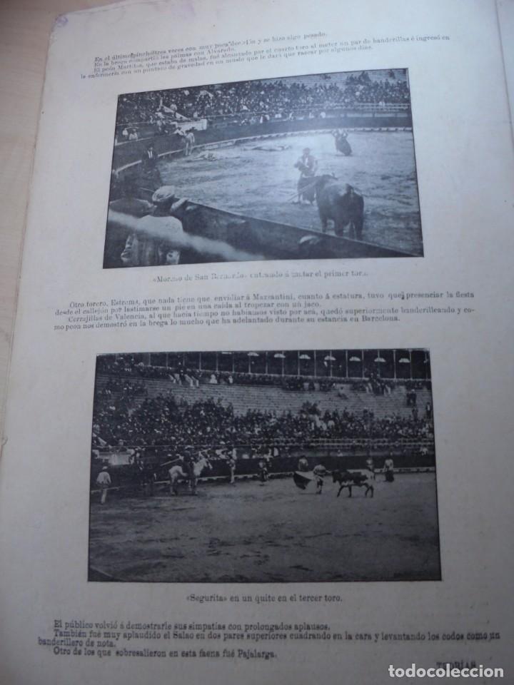 Tauromaquia: magnificas 8 revistas antiguas la ilustracion taurina del 1901 - Foto 131 - 247329780