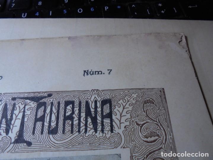 Tauromaquia: magnificas 8 revistas antiguas la ilustracion taurina del 1901 - Foto 135 - 247329780