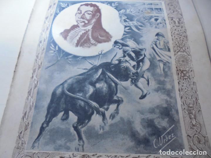 Tauromaquia: magnificas 8 revistas antiguas la ilustracion taurina del 1901 - Foto 138 - 247329780