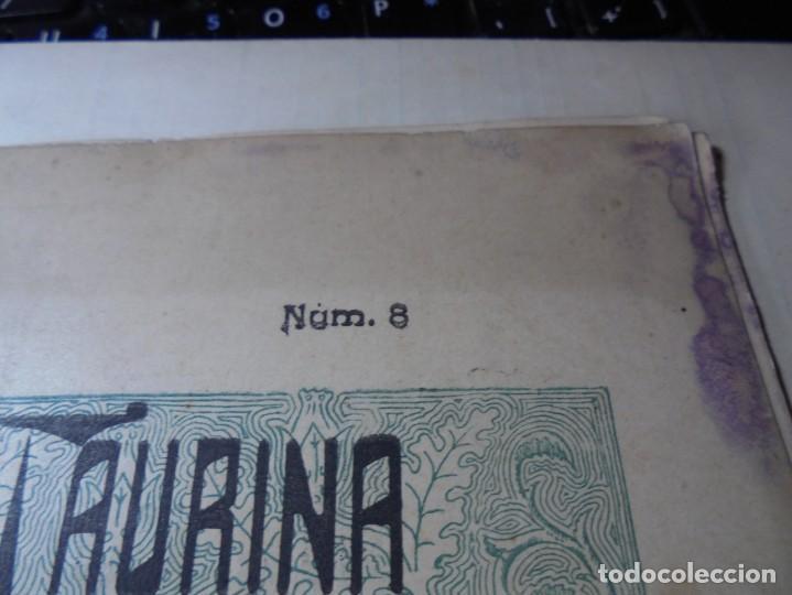 Tauromaquia: magnificas 8 revistas antiguas la ilustracion taurina del 1901 - Foto 155 - 247329780