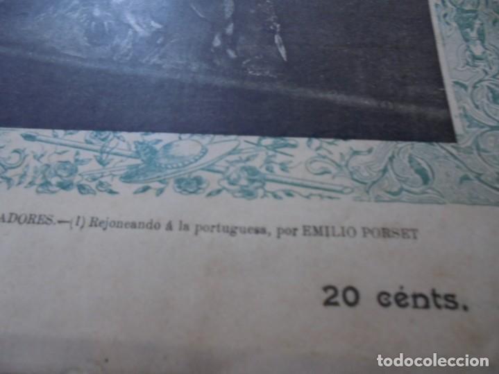 Tauromaquia: magnificas 8 revistas antiguas la ilustracion taurina del 1901 - Foto 157 - 247329780