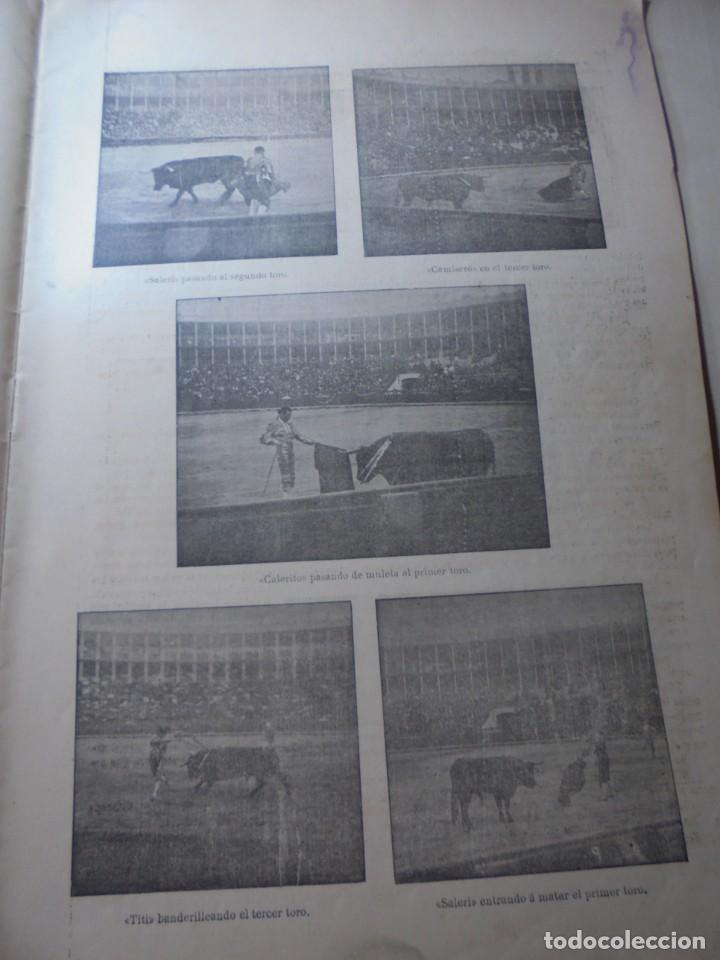 Tauromaquia: magnificas 8 revistas antiguas la ilustracion taurina del 1901 - Foto 162 - 247329780