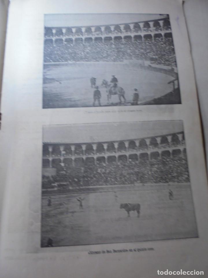 Tauromaquia: magnificas 8 revistas antiguas la ilustracion taurina del 1901 - Foto 166 - 247329780