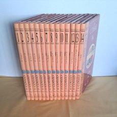 Tauromaquia: EL COSSIO - COLECCION EN 14 VOLUMENES DE EDICIONES ESPASA CALPE 2000. Lote 248146730