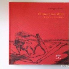 Tauromaquia: EL TORO EN LOS EXLIBRIS. EXLIBRIS TAURINOS. JOSÉ MIGUEL VALDERRAMA. Lote 257732640