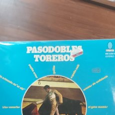 Tauromaquia: PASODOBLES TOREROS. Lote 261350250