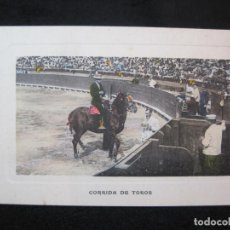 Tauromaquia: CORRIDA DE TOROS-ANDRES FABERT EDITOR-POSTAL ANTIGUA-(80.571). Lote 262628905