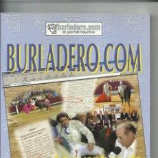 Tauromaquia: BURLADERO .COM. Lote 264562134