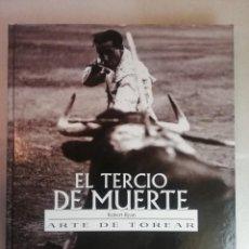 Tauromaquia: EL TERCIO DE MUERTE - ARTE DE TOREAR (ROBERT RYAN). Lote 269180333