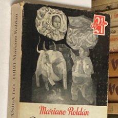 Tauromaquia: AÑO 1970 - POESÍA HISPÁNICA DEL TORO ANTOLOGÍA SIGLOS XIII AL XX POR MARIANO ROLDÁN TOROS. Lote 269274178