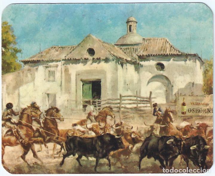 Tauromaquia: Calendario Feria de San Isidro - Osborne - Veterano (1972) - Foto 2 - 269739958