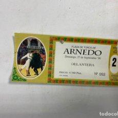Tauromaquia: ENTRADA DE TOROS. PLAZA DE TOROS DE ARNEDO - LA RIOJA. SEPTIEMBRE DE 1998. VER FOTOS. Lote 271539338