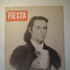 Tauromaquia: REVISTA FIESTA ESPAÑOLA AÑO III - NÚMERO 115 - SEPTIEMBRE 1963. Lote 271682458