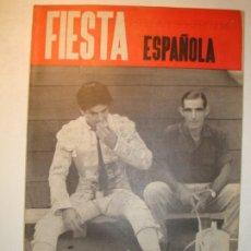 Tauromaquia: REVISTA FIESTA ESPAÑOLA AÑO III - NÚMERO 167 - SEPTIEMBRE 1964. Lote 271691463